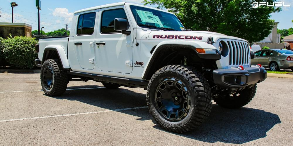 Fuel Wheels Vengeance D688 Jeep Gladiator