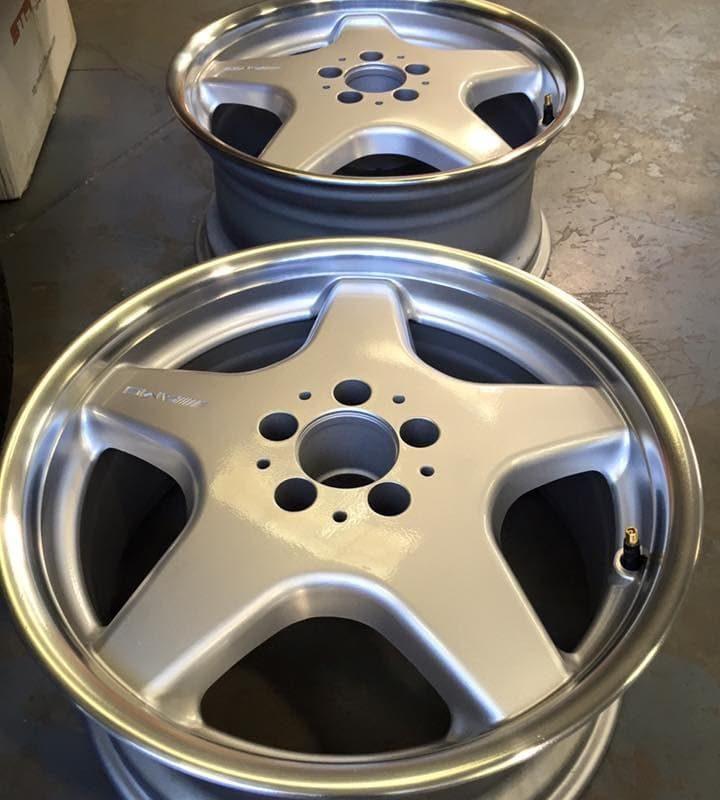 Wheel Repair AMG